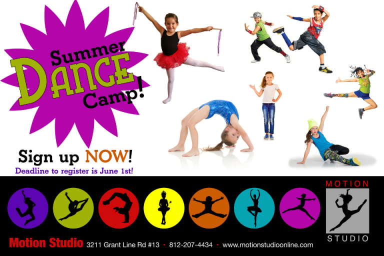 Summer Dance Camp 2019