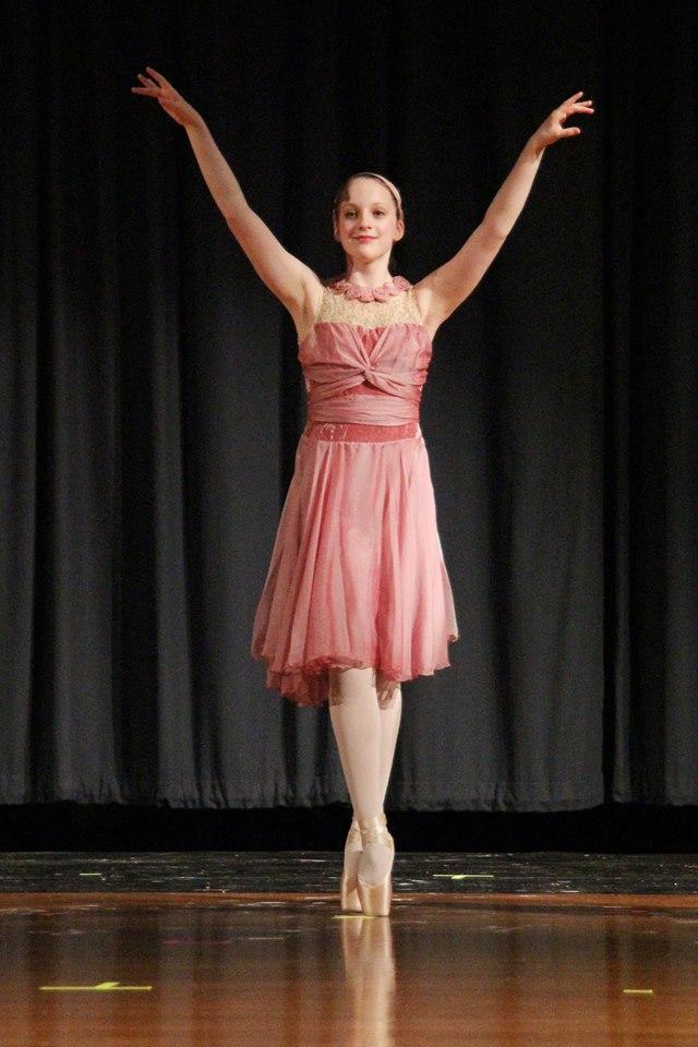 Kate Ballet Pointe