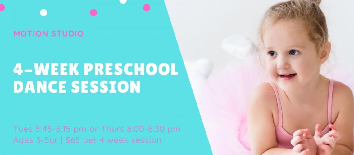 Website preschool session