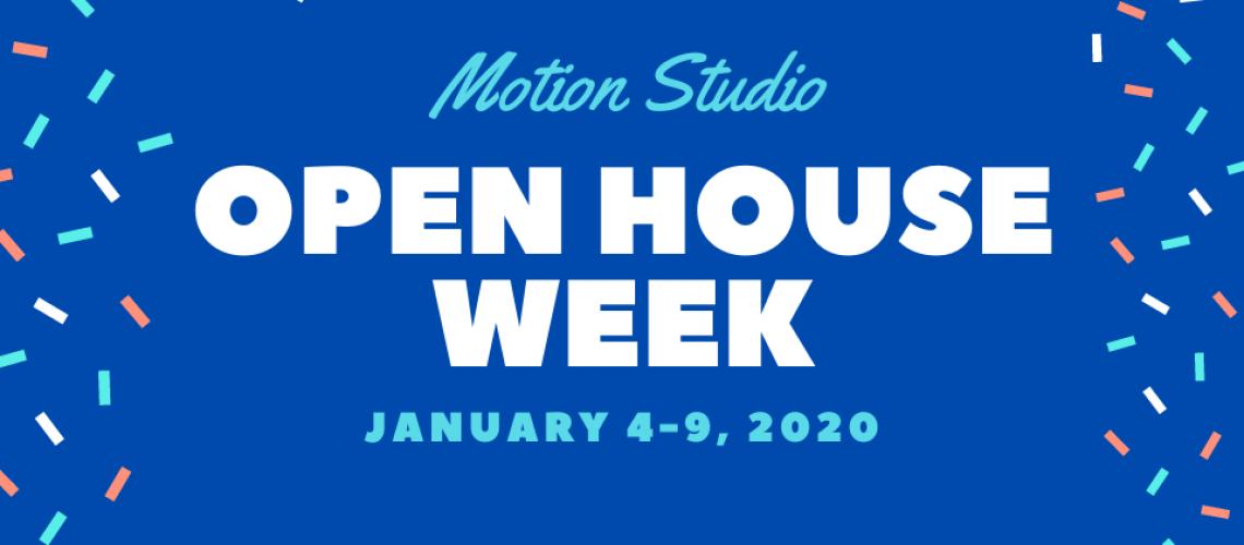 web open house